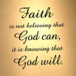 Group logo of FAITH & SPIRITUALITY